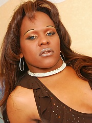 Big-boobed tranny Grace dreaming of her perfect lover